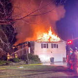 Two-Alarm Fire Causes Extensive Damage To Home In Area