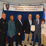 9-Year Veteran Of Norwalk Force Promoted To Detective