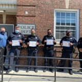 HEROES: Morris County Officers Revive Unconscious Man With CPR