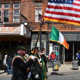 St. Patrick's Day Paradegoers Brave Cold In Tarrytown, Sleepy Hollow