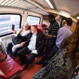 Stanley Cup Takes Straight Shot To Stamford On Metro-North