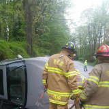 Bethel Crews Respond To Vehicle Rollover