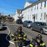 Gas Leak Evacuates Homes On Bucks County Block
