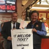 $1M Mega Millions Ticket Sold At Stew Leonard's Westchester