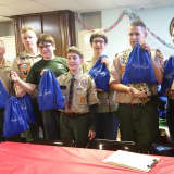 Rutherford Boy Scouts Bring Toiletries To The Needy In Passaic County