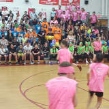 Maywood Avenue School Organizes Charity Dodgeball Game
