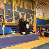 Lyndhurst Mayor Awards Scholarships To Five High School Seniors