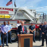 Schumer Calls For Firefighter Cancer Registry