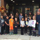 Pint-sized Picassos Honored In Hasbrouck Heights Window Painting Contest