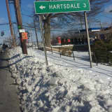 Public Works Crews Catching Up With Snowstorm Aftermath In Greenburgh
