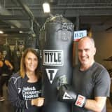 Rockland Resident Steps Into The Ring With Ardsley Boxing Club