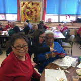 Southeast Dancing Students Give Over 200 Valentine's Day Cards To Seniors