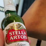Stella! Check Your Bottles For Glass In Beer