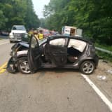 Two Seriously Injured In Multi-Vehicle Northern Westchester Crash