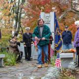 Tarrytown Honors Veterans At Annual Veterans Day Service At Patriots Park