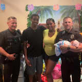 OH BABY! NJ Officers Help First Time Mom Deliver Baby Girl At Home