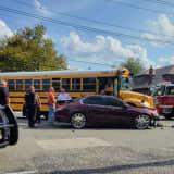 DUI Driver Caused Pennsauken School Bus Crash Injuring 4, Police Say