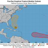 New Tropical System Could Be Threat To East Coast
