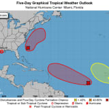 Two Tropical Systems Have Potential To Threaten East Coast: Here's Latest Update