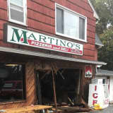 Police: Sleeping Driver Takes Off After Slamming Into Danbury Pizza Place