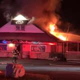 Fire Destroys Bucks County Italian Restaurant