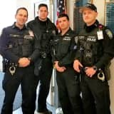 HEROES: Port Authority Police Revive Heart Attack Victim, 73, At Newark Airport
