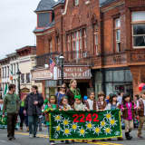 Tarrytown Celebrates St. Patrick's Day With Parade