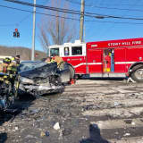 Two Injured In Head-On Crash Near Target In Bethel