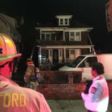 Multi-Family House Fire Breaks Out In Stamford