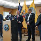 Exposure To Coronavirus-Positive Holy Name Hospital CEO Forces Tedesco To Self-Quarantine