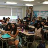 Elmsford Heads Back To School
