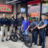 HEROES: Pizzeria Employee Gets His Stolen E-Bike Back Thanks To Palisades Park PD