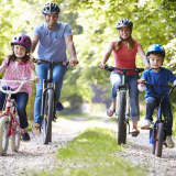 Celebrate National Bike Month, New Canaan