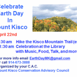 Hiking, Music To Anchor Mount Kisco Earth Day Celebration