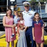 Support Pours In For Wife, Children Of Coast Guard Member From Area Killed In Accident