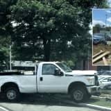 Pickup Dumps Concrete In Route 17 Crash Just South Of Ramapo Border