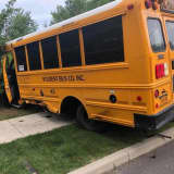 Injuries Reported In Wesley Hills School Bus Crash