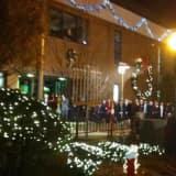 Watch Clifton Christmas Tree Lighting, See Santa, Listen To Choir