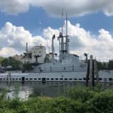 Submarine Saboteurs Swipe WWII Memorial Plaques, Flood Hackensack's USS Ling