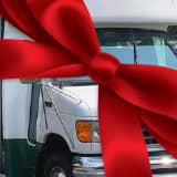 Westwood Police Donate Senior Van To Borough