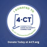 Are You 4-CT? Donate To The Connecticut COVID-19 Charity Connection