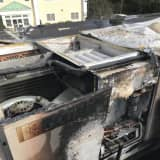 Roof, Fully Ingulfed Car Fires Break Out In Armonk