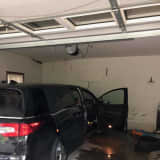 Driver Accidentally Hits Gas Pedal, Crashes Into Gas Meter At Rockland Home