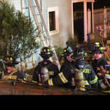 House Fire Breaks Out In North White Plains Fireplace
