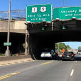 Wyckoff Police Officers Help Rescue Motorist, 74, In Heart-Attack Crash Near Lincoln Tunnel