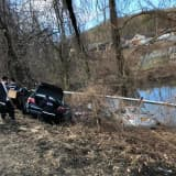 Multiple Injuries In I-87 Crash As All Three Vehicles Involved Roll Down Embankment