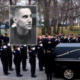Courageous Port Authority PD Recruit Who Returned To Training With Cancer Laid To Rest