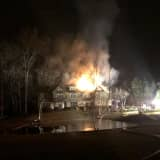 House Fire Breaks Out At Six-Bedroom Estate In Weston