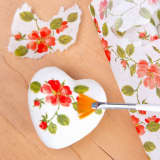 Decoupage Artist Holding Workshop At Somers Library