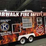 Norwalk FD To Unveil New Fire Safety House Design
